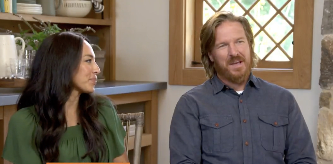 Chip and joanna gaines divorcing they respond the courage for Chip and joanna gaines getting divorced