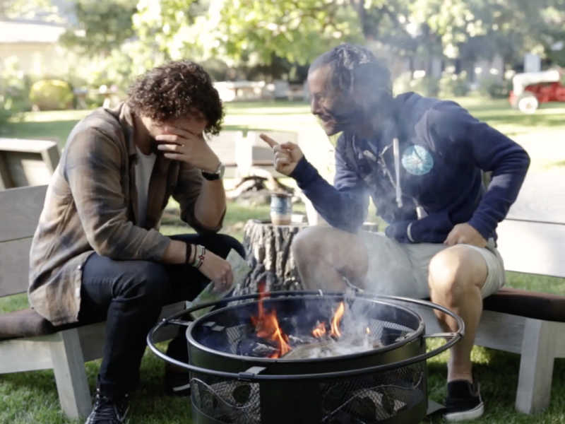 Kirk Cameron details incredible father-son backpacking ...